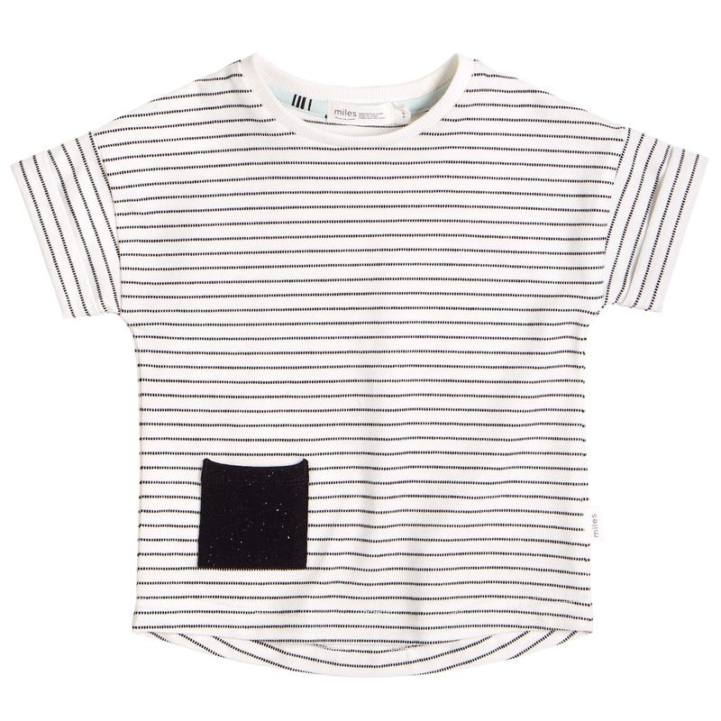 T-Shirt Rayé Bonbon 3-7ans