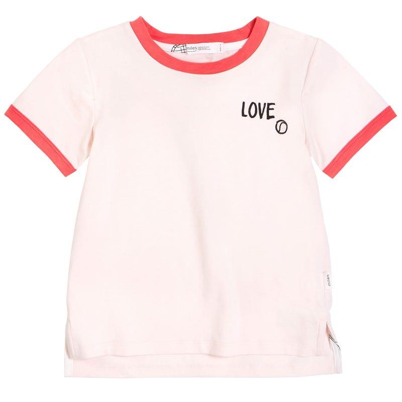 T-Shirt Raquette 3-7