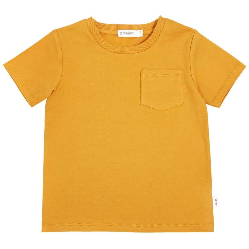 Basic Pocket T-Shirt 3-7y