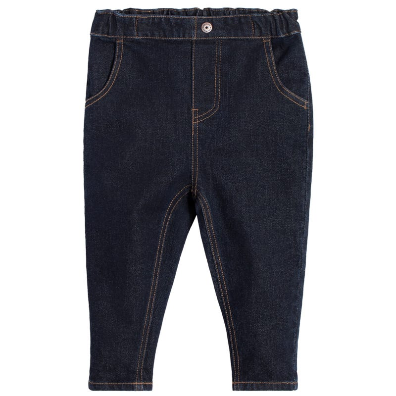 Jeans Flocon 12-24mois