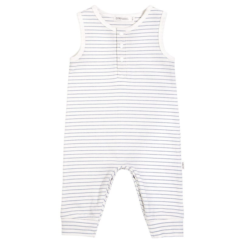 Candy Striped PLaysuit 12-24m