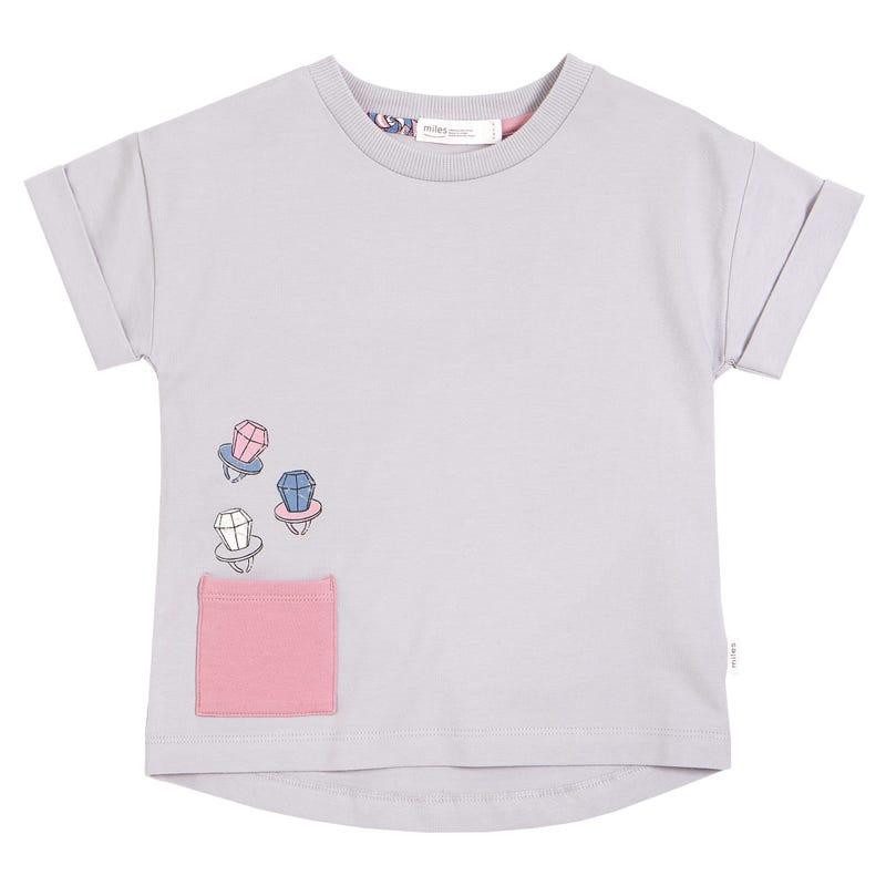 T-Shirt Bonbon 3-7ans