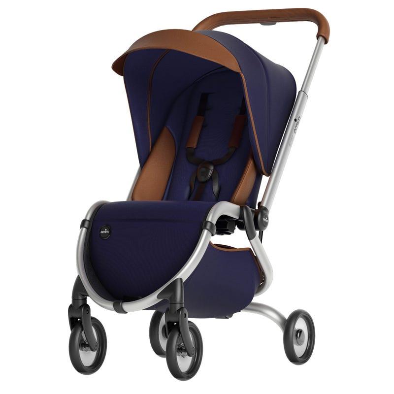 Zigi Travel Stroller - Midnight Blue