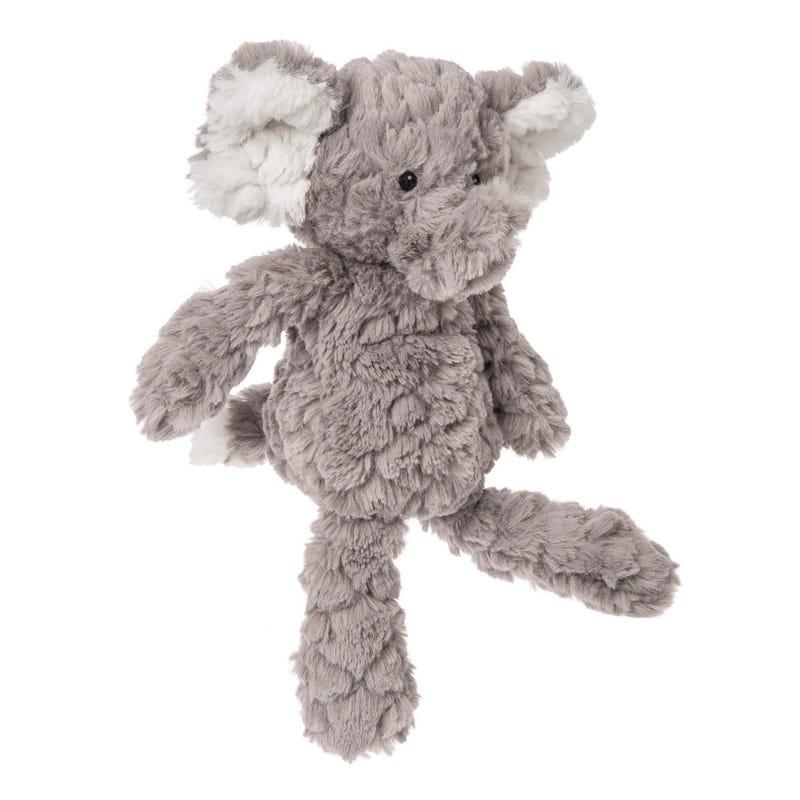 Putty Nursery Elephant - Grey