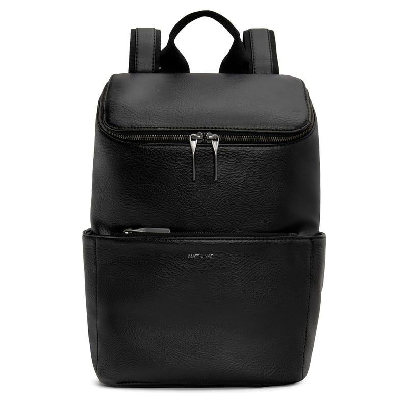 Backpack Brave - Black/Silver