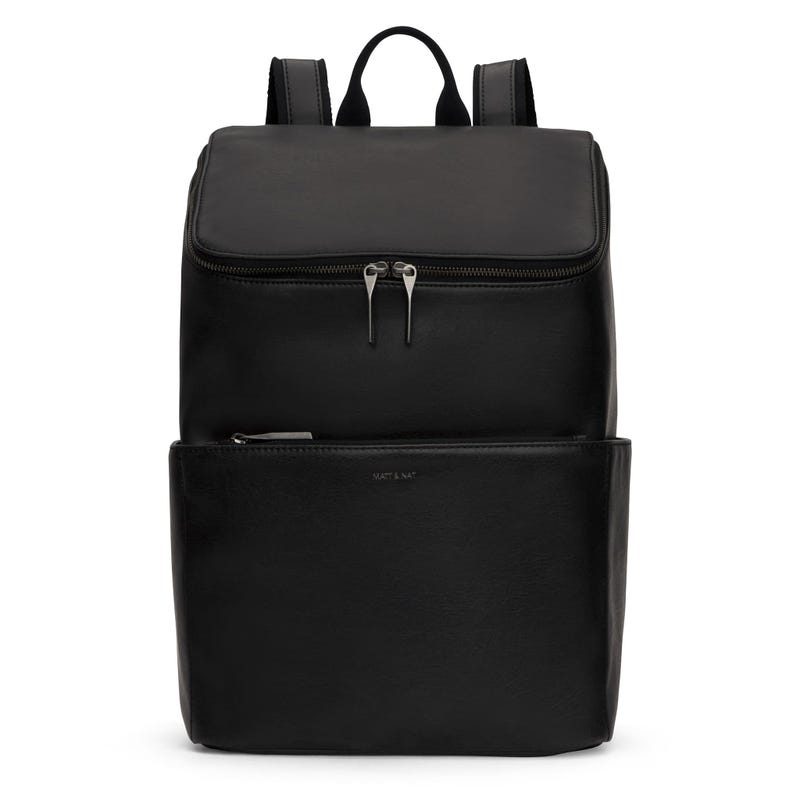 Backpack Dean - Black/Silver