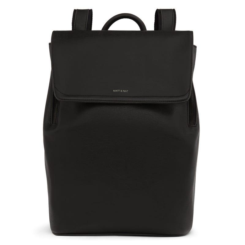 Backpack Fabi - Black/SilverDark