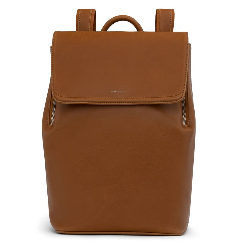 Backpack Fabi Chili/Silver