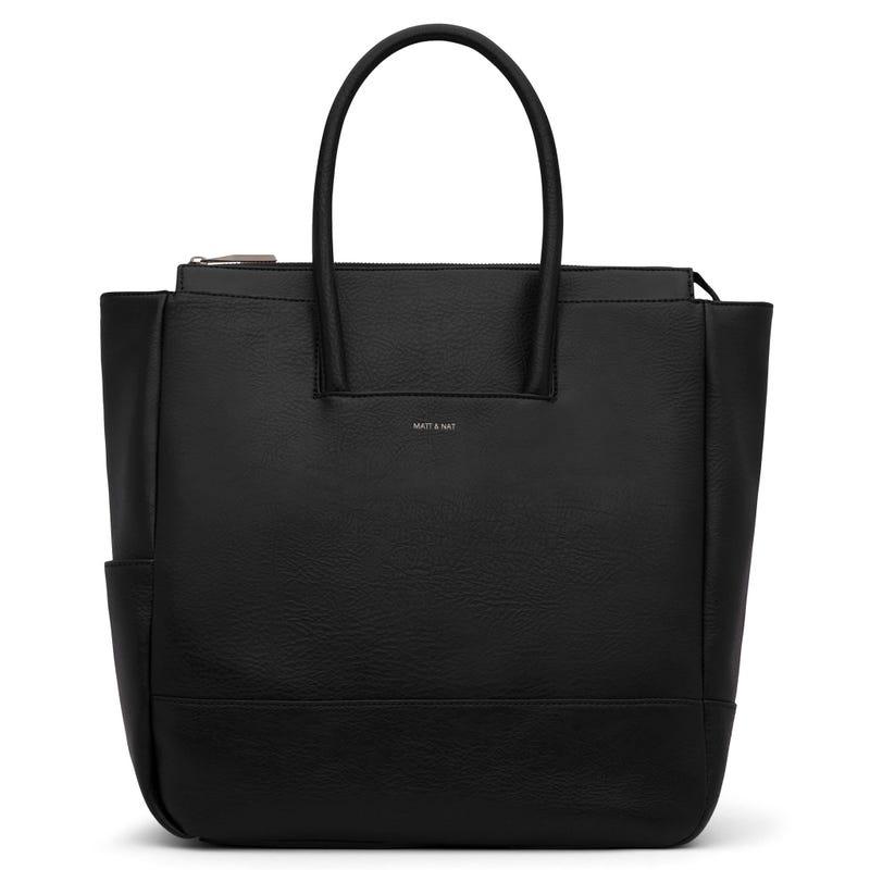 Black Diaper Bags Percio - Black