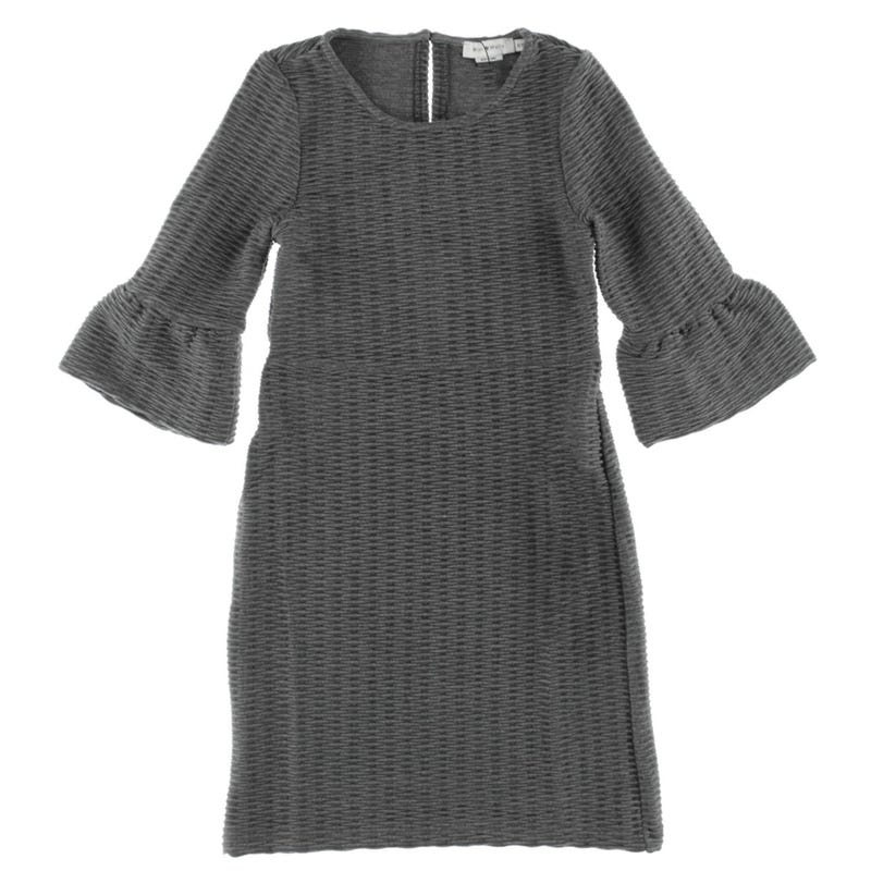Lovely l/s dress 8-14