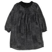 Molly Long Sleeves Dress 8-14y