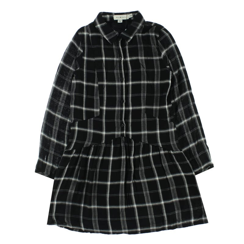 Plaid Dress 8-14