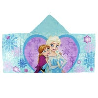 Hoodie Towel- Frozen