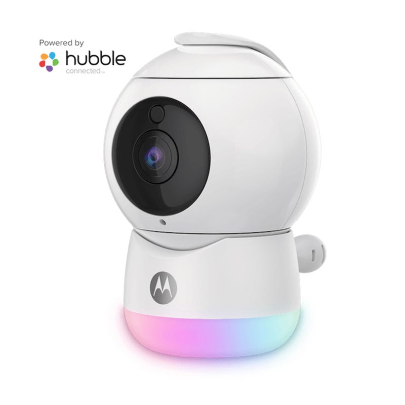 Baby Monitor Peekaboo Camera with Night Light