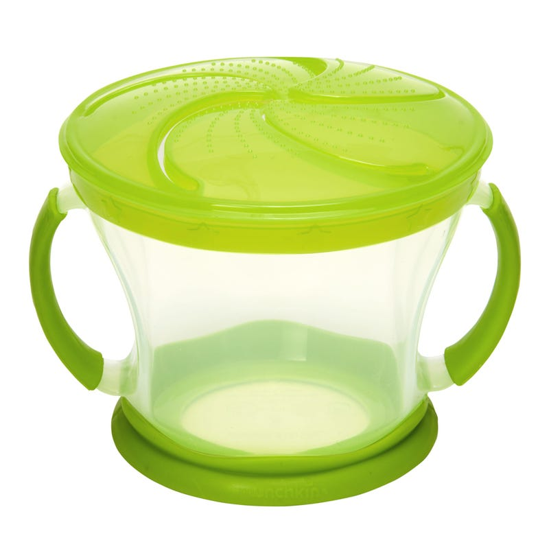 Snack Catcher - green