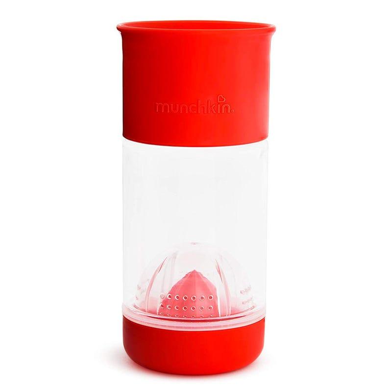 Bottle 360 Infuser Red