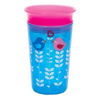 Miracle 360 Deco Sippy Cup 9oz - Blue Bird