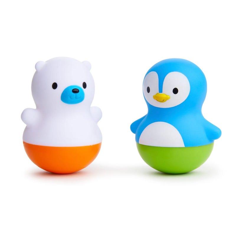 Flotteurs Ours Polaire/Pingouin pour le Bain