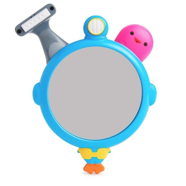 See, Shave and Squirt Mirror and Shave Set