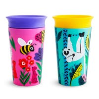 Miracle 360 9oz Cup Set of 2 - Pink/Blue