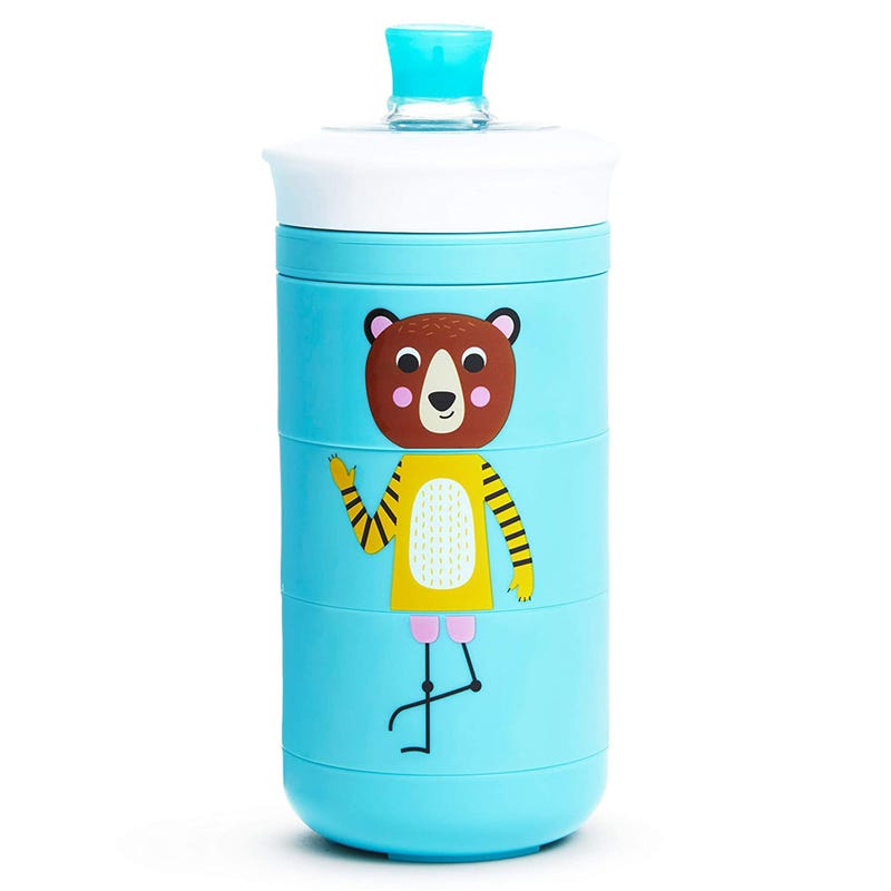 Tasse Twisty 9oz  Bleu Animaux