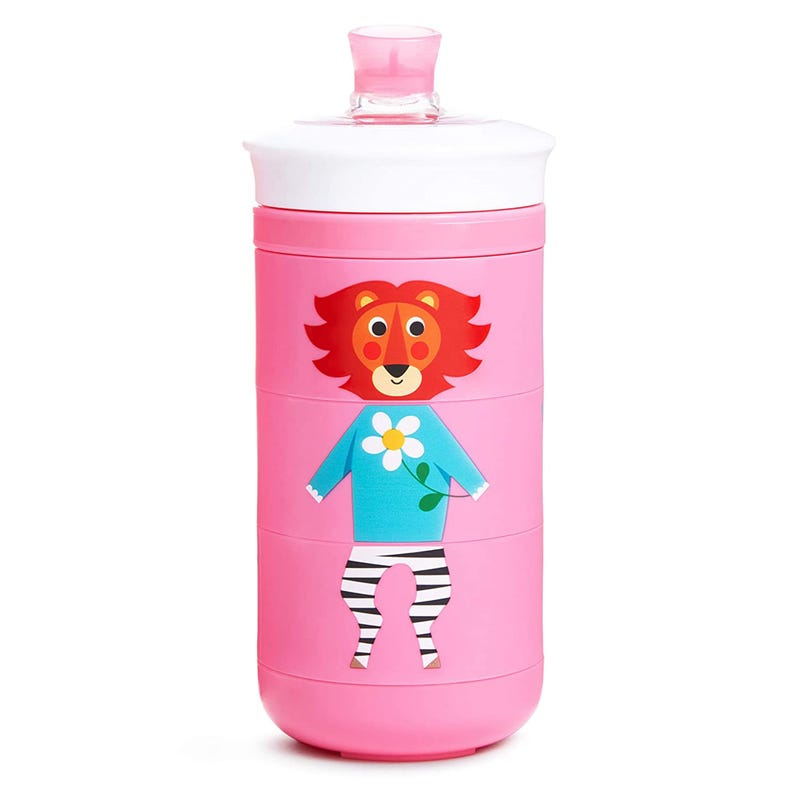 Tasse Twisty 9oz Rose Animaux