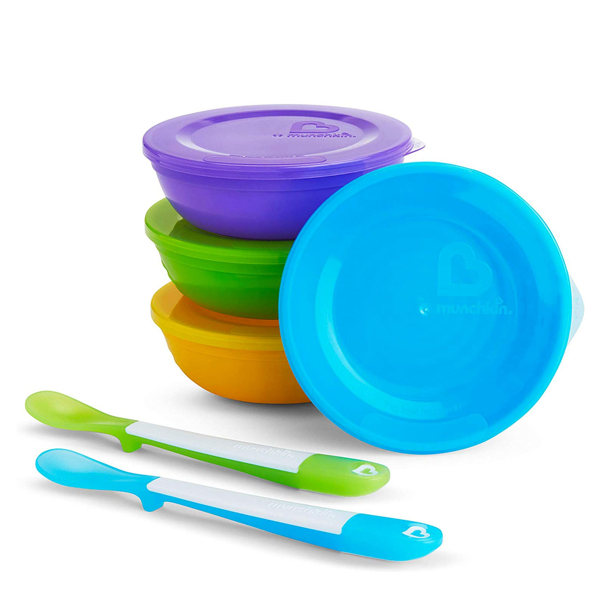 Kidsme My First Spoon and Fork Set Blue 9831AQ