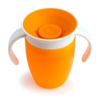 Miracle 360 Trainer Cup 7oz - Orange