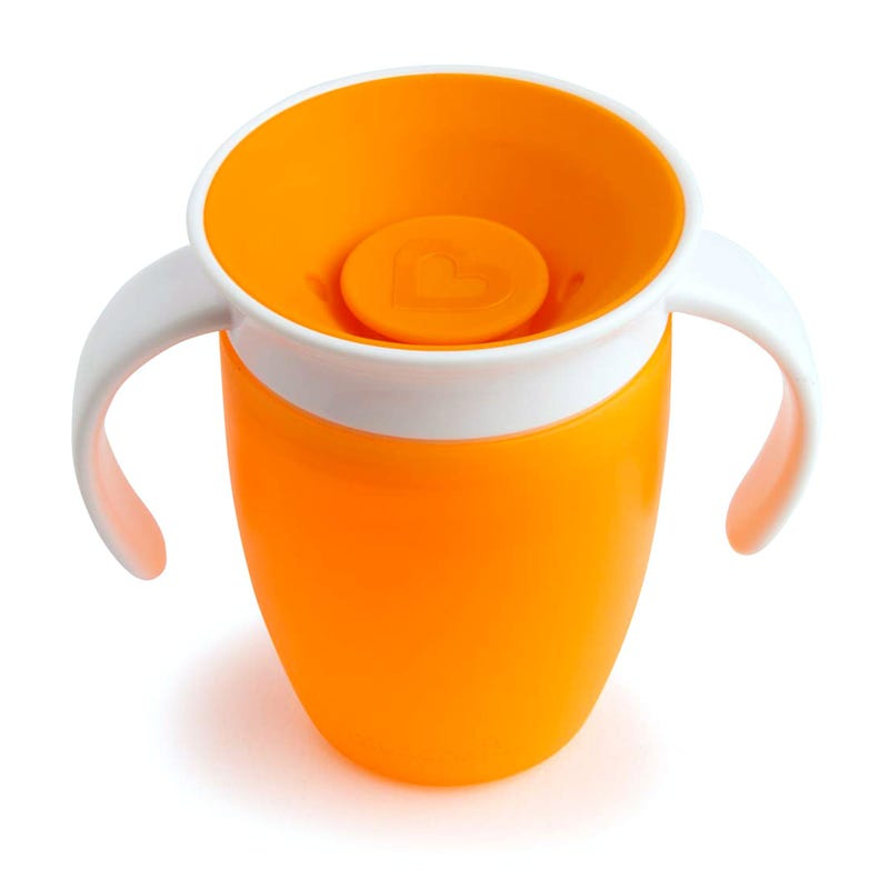 Tasse 7oz miracle 360 orange