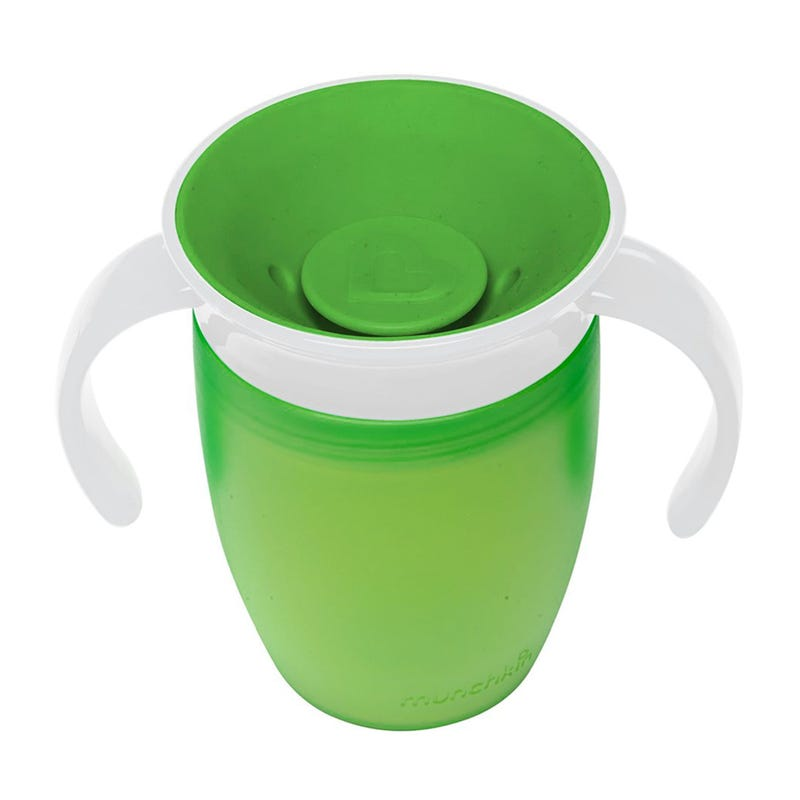 Miracle 360 Trainer Cup 7oz - Green