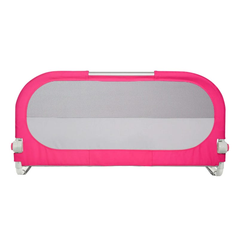 Sleep Bed Barrier - Pink