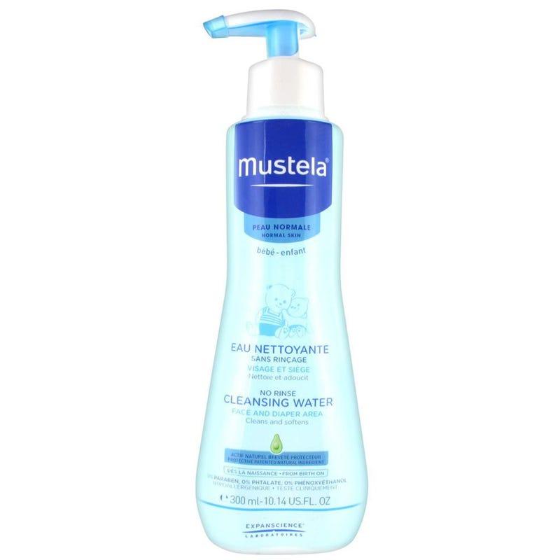 PhysiOBebe No-Rinse Cleansing Water 300ml