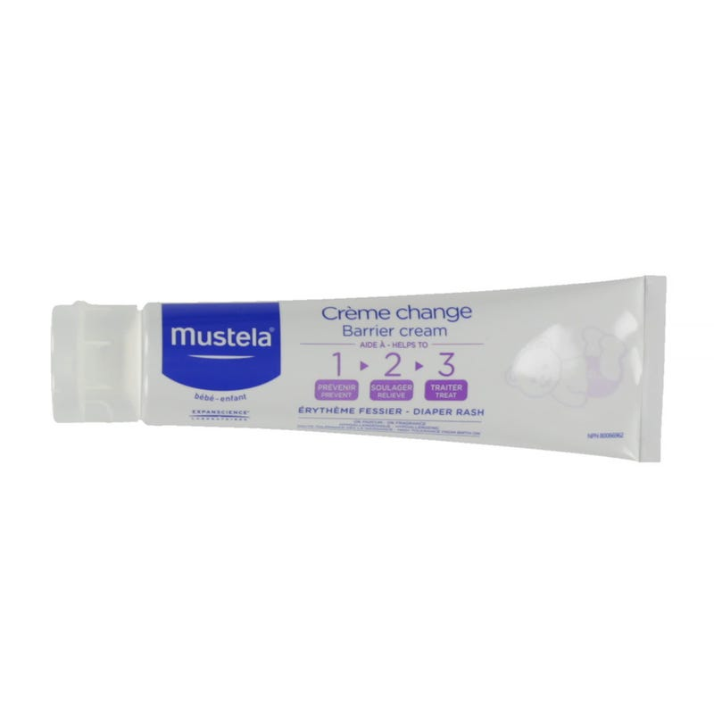 Diaper Rash Cream 1 2 3 100ml