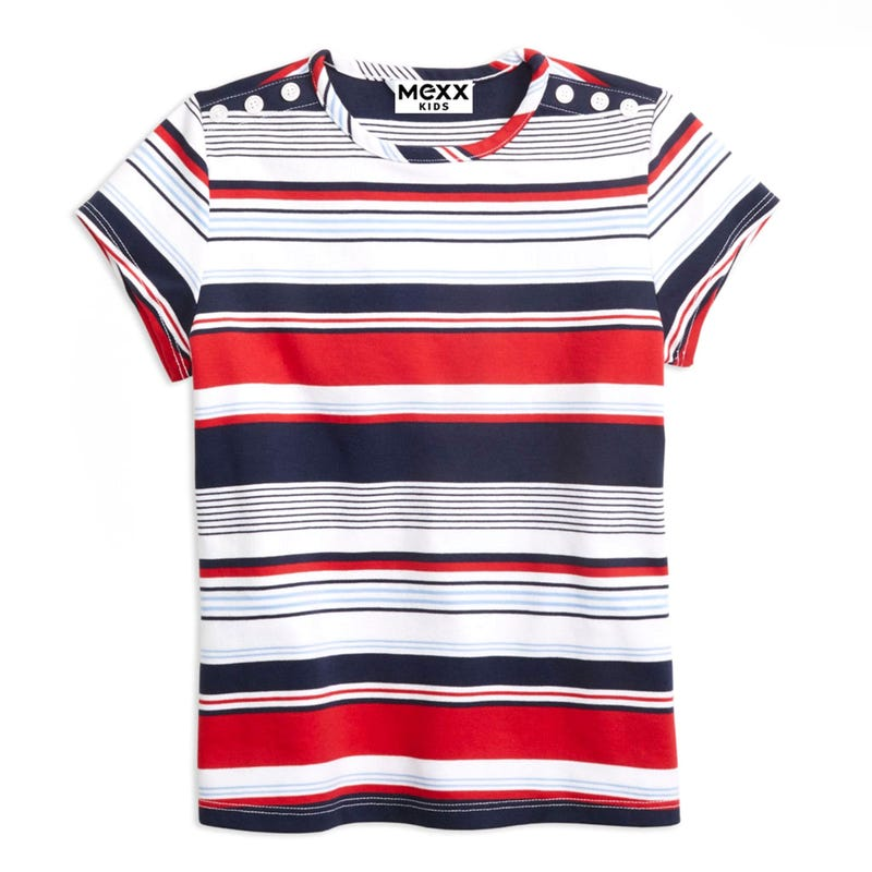 Nautical Striped T-Shirt 7-14y