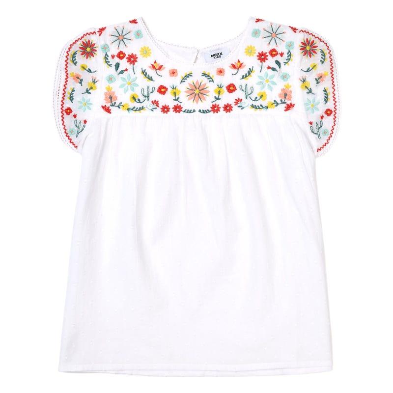 Flower T-Shirt 7-14y