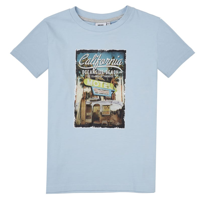 California T-Shirt 7-14y