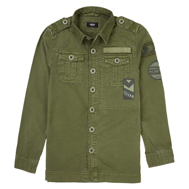 Caporal Vest 7-14y