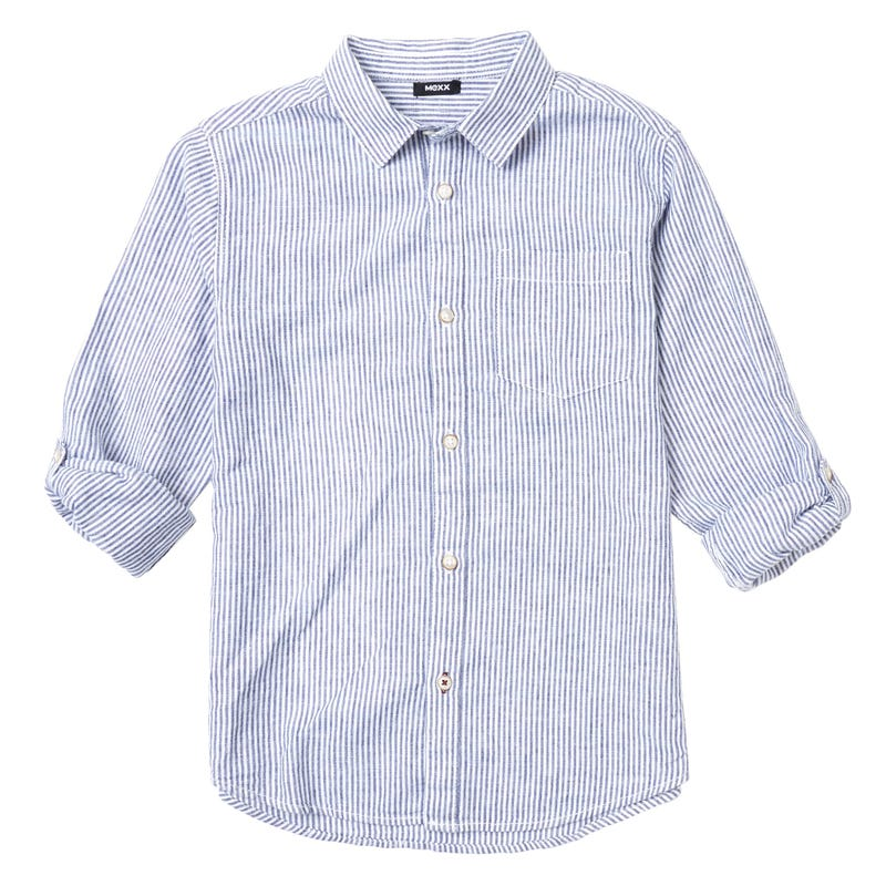 Small Stripes Shirt 7-14y