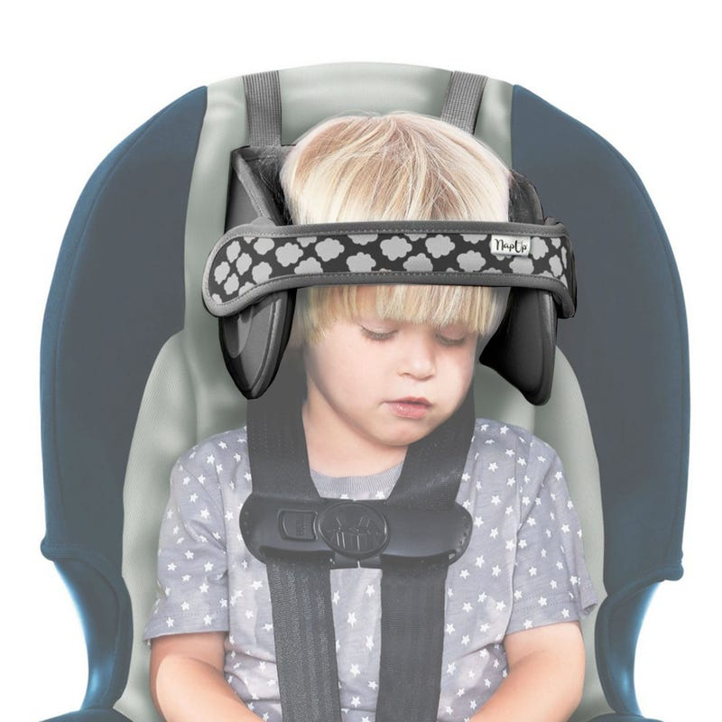 Napup Child Head Support - Gray