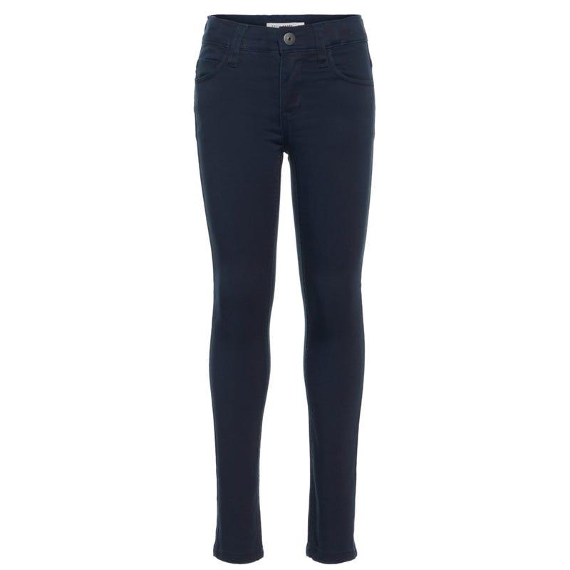 Pantalon Twill Basique 2-7