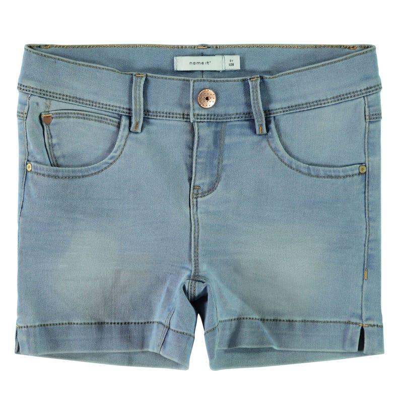 Short Jeans Salli Basique 8-14ans