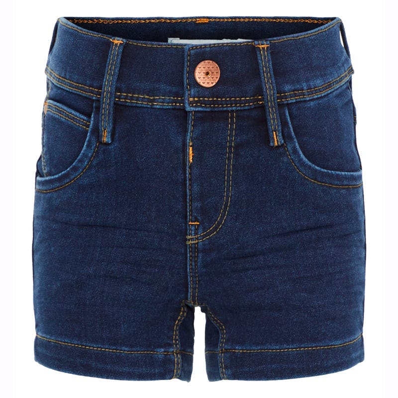 Salli Denim Shorts 2-7y