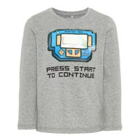T-Shirt à Manches Longues Bamax Dinosaure 2-7ans