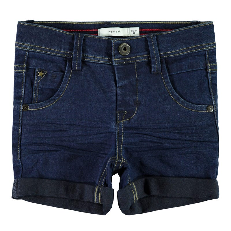 Short Jeans Ryan Basique 2-7ans