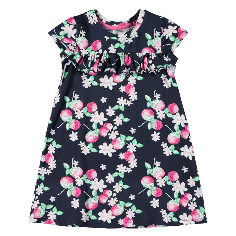 Fruit Dress 2-7y