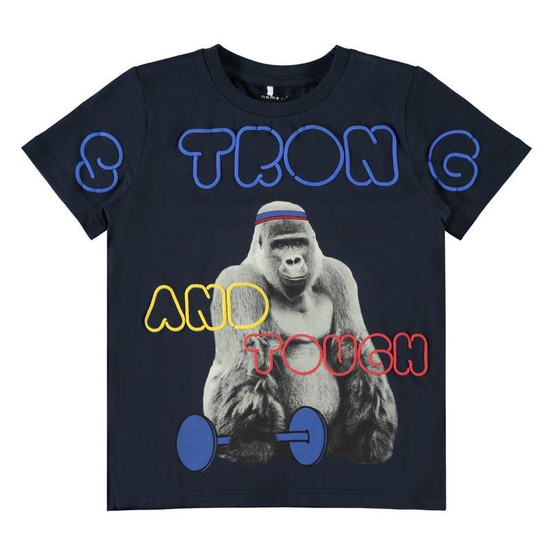 T-Shirt Damon Sport 2-8ans
