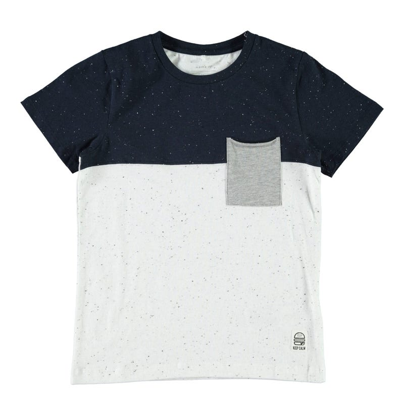 T-Shirt à Poche Surf 4-14ans