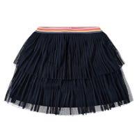 Exotic Mesh Skirt 8-14y