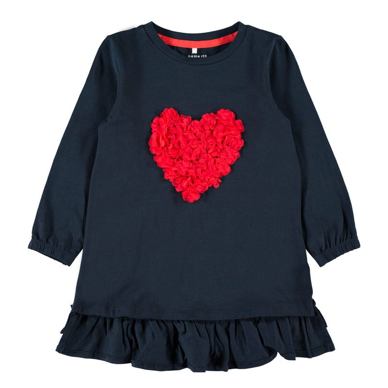 Love tunic 2-8y
