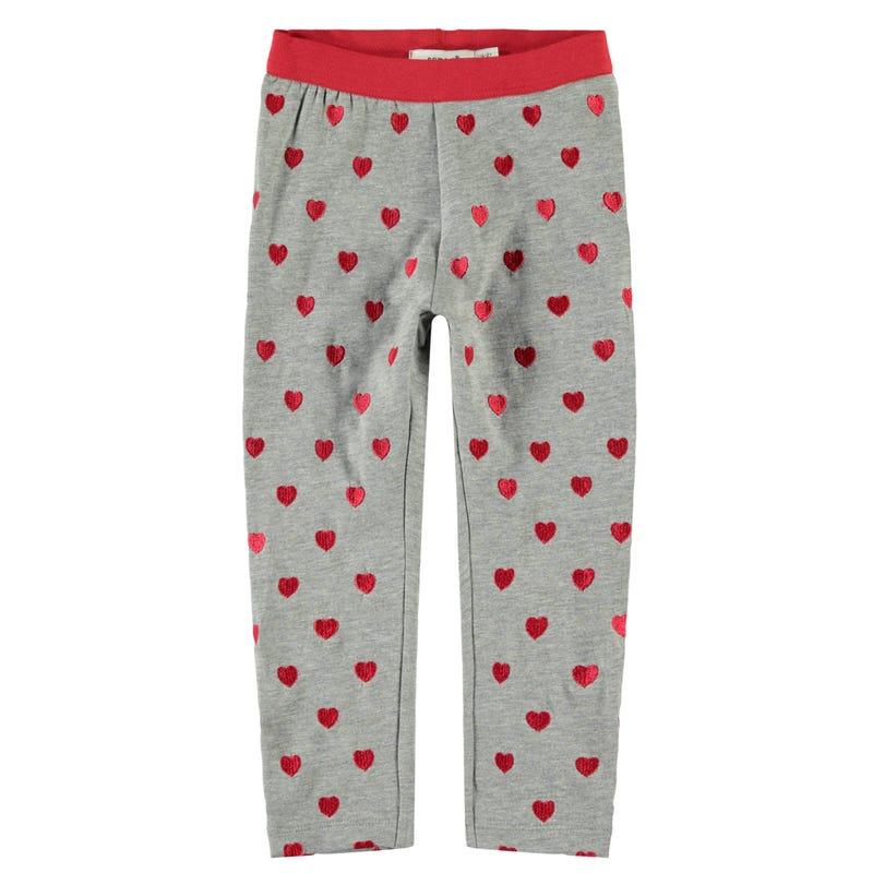 Legging Coeur Amour 2-7ans